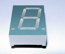 7 segment LED display, 20mm