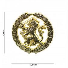 Embleem metaal Nederlandse leeuw 11951 #6084