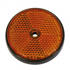 Reflector rond (geel, rood of wit)