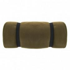 Slaapzak fleece 190 x 75cm zwart of groen