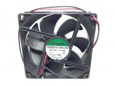 SUNON Ventilator, PC, 9x9x2,5- 12v