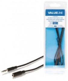 Stereo Audio Verlengkabel 3.5 mm Male - 3.5 mm Female